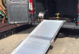 truck ramp upfit