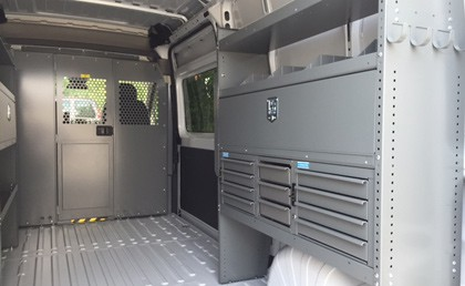 Boston Truck and Van - best work vehicle outfitters